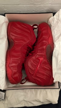 Foamposite pro gym red size 13 Toronto, M5V 3G9