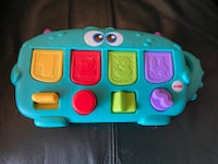 Fisher Price Monster Pop Up Toy