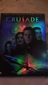 crusade the complete series Lancaster, 43130