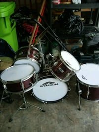 Stadium kids drum set.. No seat Ridgely, 21660