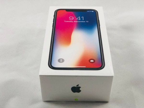 iPhone X 64gb Space Gray unlocked sealed in box (trade-in welcome) 6901942b-9b46-4c87-a72f-e94408c7cb12