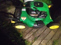 John Deere rear wheel drive in good shape words perfect