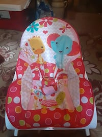 Baby Bouncy/Rocking Chair Vibrates