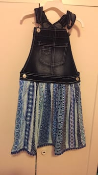Girls dress size 7/8  Pittsburg, 94565
