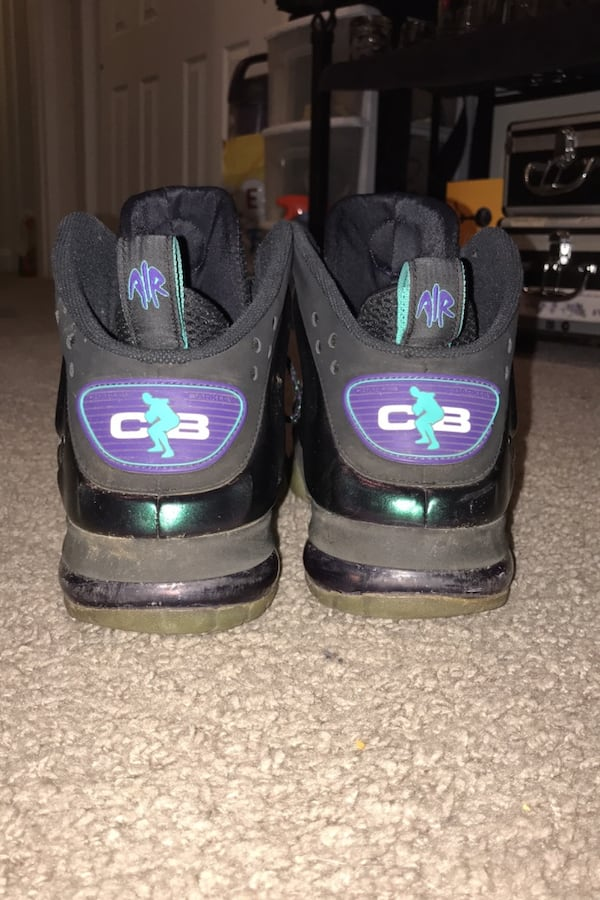 Barkley Posite Max Eggplant (Size 10.5) [Best Offer] 2