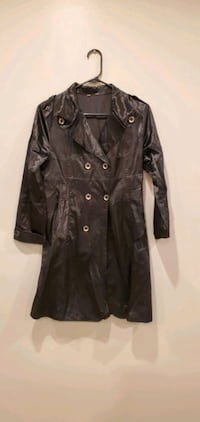 The shiny trench raincoat  Vaughan, L4H 2L3