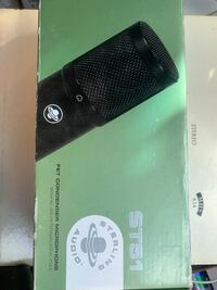 Sterling Audio St51 condenser microphone New York, 11221