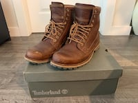 Timberland leather boots Richmond, V6X