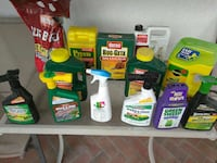 assorted toiletries cleaning product lot Lakewood, 90713