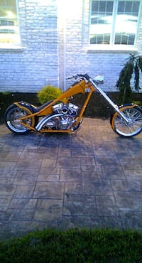 2004 custom chopper Dighton, 02715