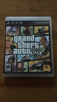 Grand theft auto 5 ps3 game Spencer, 51301