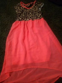 size 7/8 girls dress Byram, 39272
