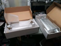 2 summit mufflers brand new 2.25 o/c