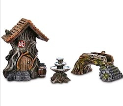 Woodlands Decor Kit