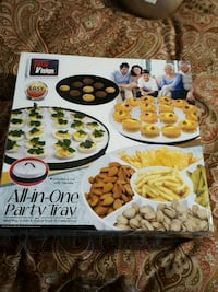 TOTAL VISION ALL IN ONE PARTY TRAY Blaine, 55434