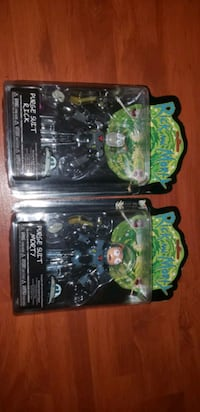 RICK AND MORTY FIGURES