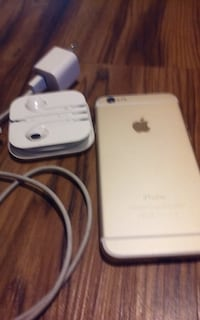 silver iPhone 6 with charger Spokane, 99208
