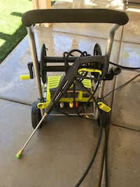 Sun Joe SPX4001 2030 PSI 1.76 GPM 14.5 Amp Electric Pressure Washer w/ Pressure Select Technology & Hose Reel Las Vegas, 89147