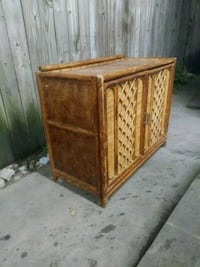 Woven Bamboo Cabinet Fort Worth, 76106