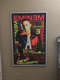 Wooden Eminem Picture  London, N6J 1R3