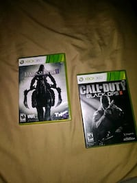 Darksiders 2 and call of duty black ops 2 North Las Vegas