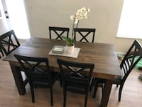 Extentable Dining Table  Vancouver, V5R 1C1