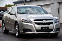Chevrolet-Malibu-2013 Norfolk