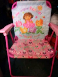 Dora folding. Chair i have 2 $5 each Tulsa, 74107