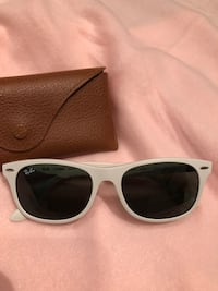 White liteforce Raybans  Sandy Springs, 30328