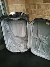 two gray and black luggage bags Gaithersburg, 20886
