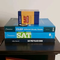SAT and CLEP book Arlington, 22201
