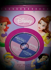 Brand New Disney Princess CD Storybook -Great Gift Barrie, L4N 9T3