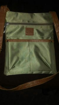 Stone Mountain Green Shoulder Bag Otsego County