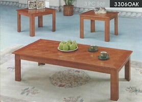 Coffee Table Set (New)