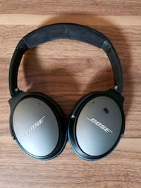 Bose quietcomfort 25 noise cancelling headphones  25 mi