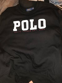 Polo Pullover sweater