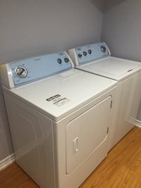 white washer and dryer set Innisfil, L9S