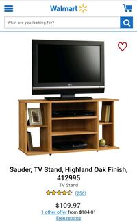 New 42inch TV Stand  Mississauga, L5M 3C5