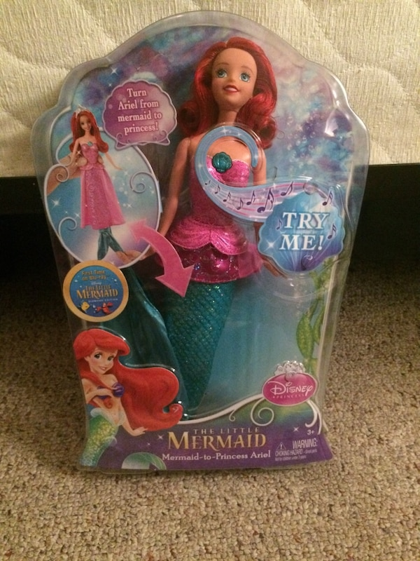 The Little Mermaid Barbie