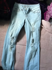 blue notes skinny jeans