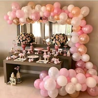 Balloon decorations for any kind of events$250. Palm Bay, 32907