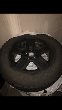 GOODYEAR WINTER TIRES AND RIMS FOR TOYOTA RAV4 MINT CONDITION!!!! Ottawa, K1T