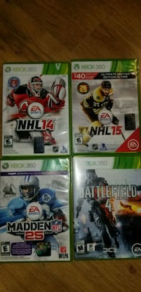 Xbox 360 games 5$  each  Cambridge