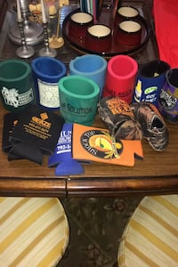 Assorted Drink Coozies (13) Baltimore, 21237