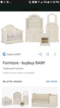 Looking for any baby furniture or accessories