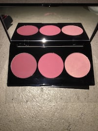 smashbox L.A light blush pallette makeup kit Brampton, L6P 1R6