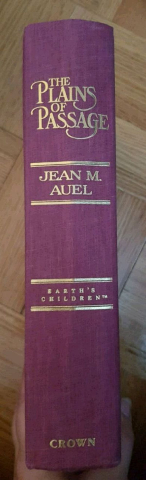 The Plains of Passage - by Jean M. Auel 20ed9128-ed33-4cd9-a29c-8ca2aab29670