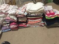 Bag of baby girl clothes size 3-18 months plus more Vancouver, V5X 1Y8