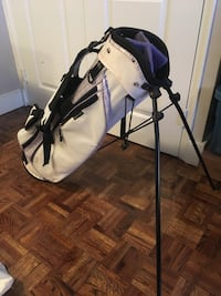 Golf Bag - stand and dual strap Toronto, M4Y 1H3