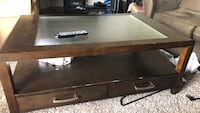 Large coffee table with drawers Corpus Christi, 78414